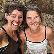 Témoignage Anne hutte de sudation